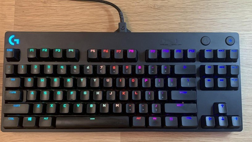 clavier filaire